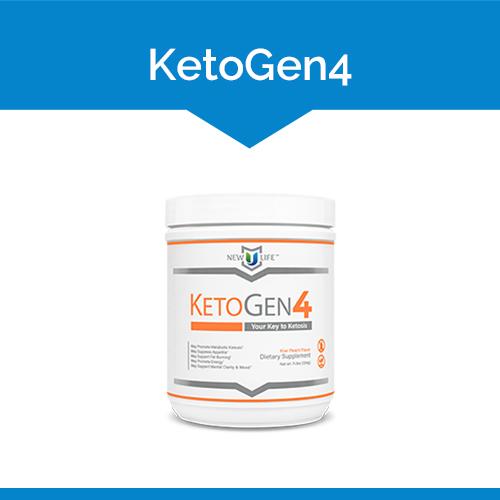 Sign Up - KetoGen4